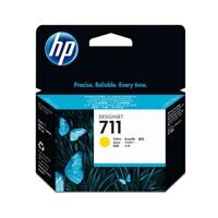 Картридж, HP 711 29-ml Yellow Ink Cartridge, (p/n:CZ132A )