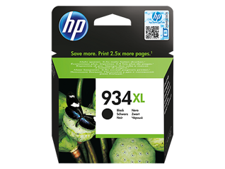 Картридж, HP 934XL Black Ink Cartridge, (p/n:C2P23AE#BGX )