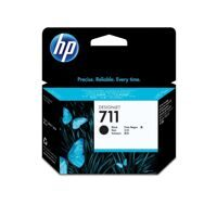 Картридж, HP 711 80-ml Black Ink Cartridge, (p/n:CZ133A )