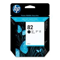 Картридж, HP 82 69-ml Black Ink Cartridge, (p/n:CH565A )