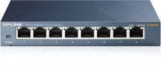 Сетевой коммутатор TP-Link 8-port Desktop Gigabit Switch (p/n:TL-SG108 )