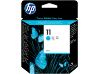 Картридж, HP 11 Cyan Ink Cartridge, (p/n:C4836A )