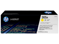 Картридж, HP 305A Yellow LaserJet Toner Cartridge, (p/n:CE412A )