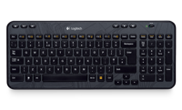 Клавиатура, Keyboard Logitech Wireless K360, (p/n:920-003095 )