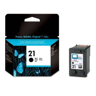 Картридж, HP 21 Black Inkjet Print Cartridge, (p/n:C9351AE, C9351AE#UUQ )