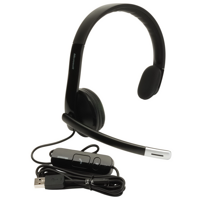 Гарнитура, Headset Microsoft LifeChat LX-4000 for Business Win USB Port, (p/n:7YF-00001 )